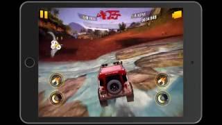 Игра Asphalt Экстрим геймплей (gameplay) HD качество