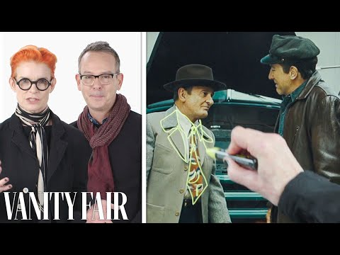 'The Irishman' Costume Designers Break Down Dressing 5 Decades of Crime | Vanity Fair