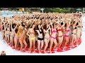 7 Países con MÁS MUJERES QUE HOMBRES - YouTube