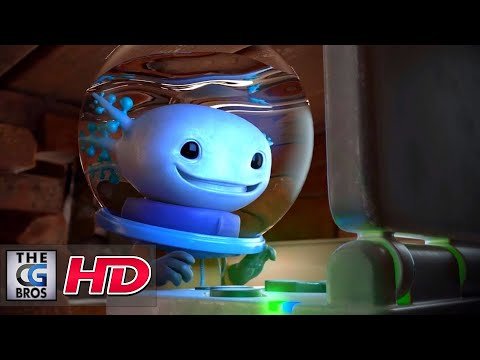 "CGI 3D Animated Short: ""Invasion""  - by Infinity Digital Creation Limited"