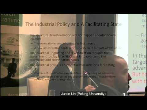 WEBCAST Justin Lin: How to Jumpstart Industrialization and Structural Transformation in Africa