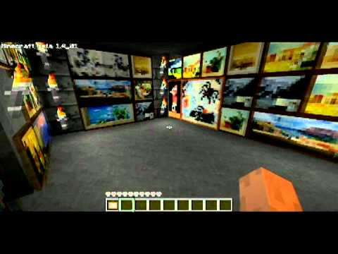 Minecraft Super House With Secrets And Cool Stuff YouTube