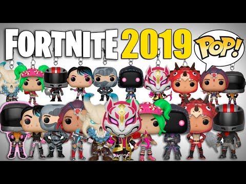 Fortnite  Funko Pop 2019
