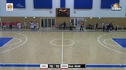 NBBL-Heimspiel der Eintracht Frankfurt / FRAPORT SKYLINERS gegen Metropol Baskets Ruhr