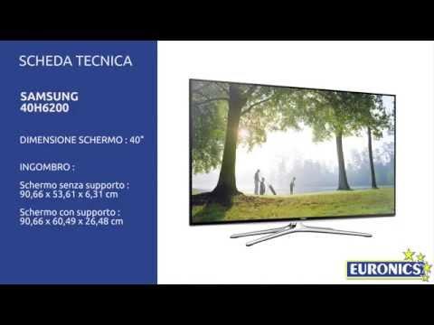 Samsung   Smart TV LED 3D   40H6200