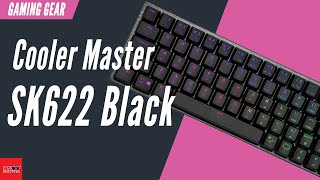 Cooler Master SK622 Black | HANOICOMPUTER Quick Review