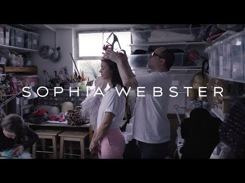 Take Peek at the Sophia Webster x Piers Atkinson Collaboration