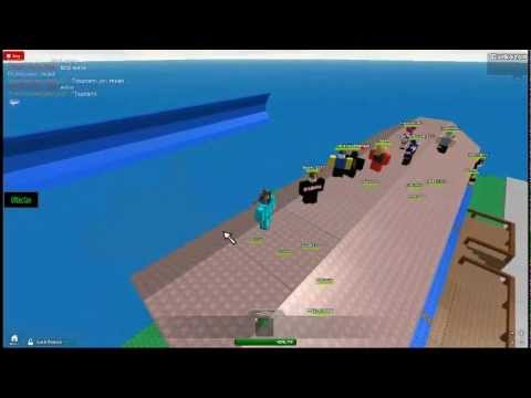 Tsunami Roblox Natural Disasters Roblox Natural Disaster Survival Part 1 Survival Of The Fittest Youtube