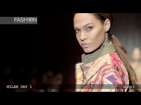 """THE BEST OF MILAN FASHION WEEK"" Day 1 by Fashion Channel"
