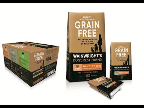 Wainwrights Grain Free Dog Food >> Wainwrights Dog Food
