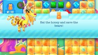 Candy Crush Soda Saga Level 77 walkthrough