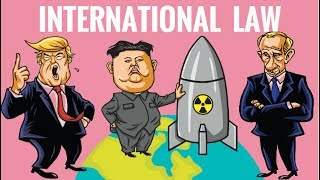 Sources of International Law explained