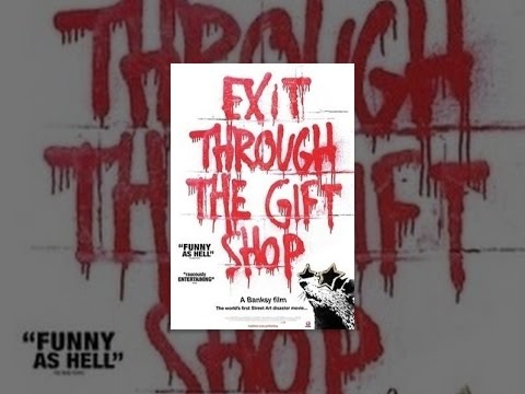 Exit Through the Gift Shop is listed (or ranked) 7 on the list The Best Art Movies