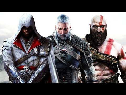 The Witcher • Assassin's Creed • God of War | Main Theme Mashup thumbnail