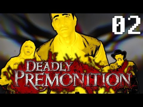 Deadly Premonition | Part 2 | FK... In The Coffee!
