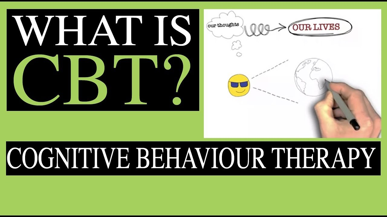 What Is Cbt Cognitive Behavioral Therapy Explained Youtube
