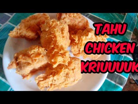 Resep Tahu kentucky crispy  RESEP MASAKAN INDONESIA SEHARI HARI