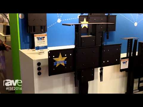 ISE 2016: Nexus 21 Highlights Model L-45s Compact Concealment System