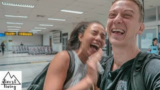 FIRST TIME EVER - American Meets Thai Family | Thailand Life |