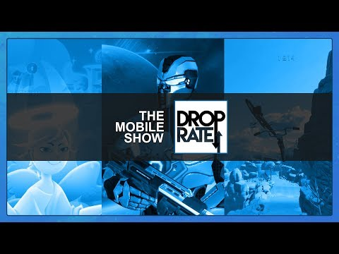 Drop Rate Mobile Show #3 -- Beat Dash, Touchgrind BMX 2, N.O.V.A. Legacy and More!
