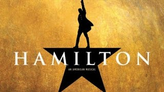 Hamilton My Shot Lyric video (clean)