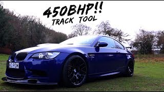 THIS 450BHP *DREAM SPEC * TRACK READY* BMW M3 IS A HANDFUL!!!