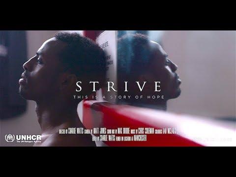 STRIVE - British-Somali refugee boxer Idris Ahmed