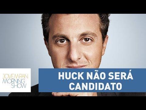 Luciano Huck Confirma Que Não Será Candidato à Presidência