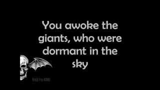 Avenged Sevenfold - Planets w/Lyrics