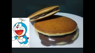 Dora cake,How To Make Dora Cake,Eggless Pancake Recipe,Dorayaki,Kids Breakfast Recipe, Dora Cakes
