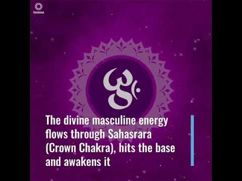 Kundalini, crown chakra, central meridian and astrology