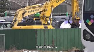 解体線にE353系が!重機は稼働してない、長野総合車両センター。
