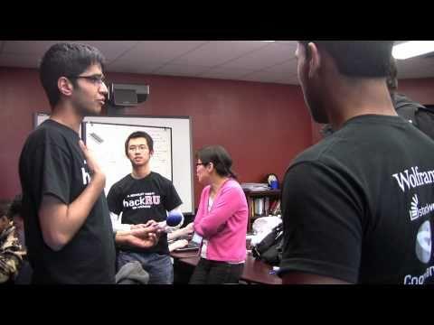 Programmers Compete in Hack RU