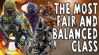 Planetside 2 - The Most Fair and Balanced Class In The Game