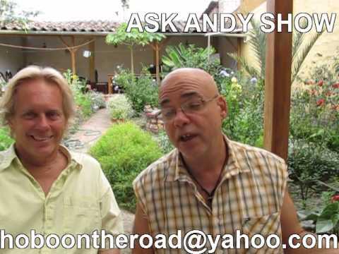 Andy and Bob Banter About Ecuador Resident Visa
