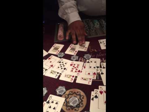 Incredible blackjack !