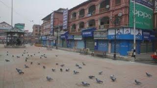 Huelga general en la Cachemira India en el Día de los Derechos Humanos