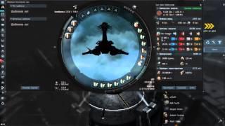 Eve Online. Пассивный фит на Rattlesnake (Вх c3-c4-c5)