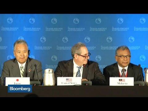 Trans-Pacific Partnership Trade Pact: Tough Road Ahead