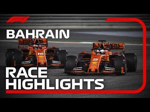 2019 Bahrain Grand Prix: Race Highlights