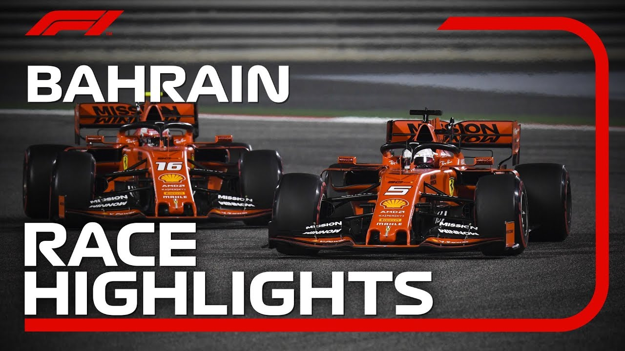 2019 Bahrain Grand Prix: Race Highlights
