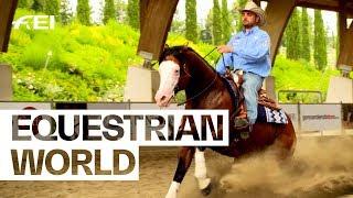 Italian Reiners hope for the Podium at the #WEG2018 | Equestrian World