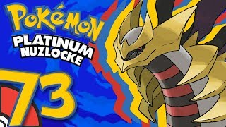 Pokemon Platinum NUZLOCKE Part 73 - TFS Plays