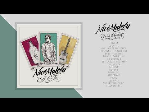 NICO MALEÓN - El azar de los días / FULL ÁLBUM (DISCO COMPLETO)