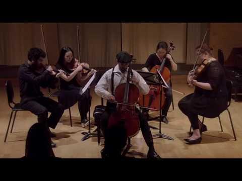 Schumann Cello Concerto in A minor, Op. 129 - Adam Young Graduate Cello Recital