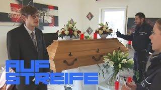Plötzlicher Tod des Bruders: Warum wird die Familie nicht informiert?   Auf Streife   SAT.1 TV