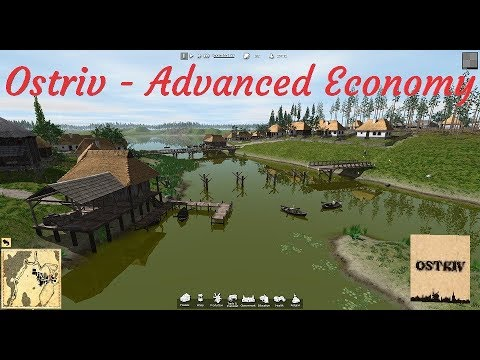 Ostriv - Advanced Economy
