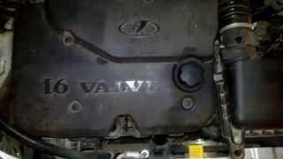 Стук поршневой 126-го двигателя Лада Приора - После ремонта