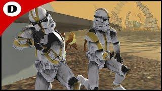 FELUCIA RIVER BATTLE - Men of War: Star Wars Mod