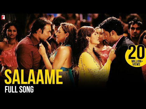 Salaame - Full Song | Dhoom